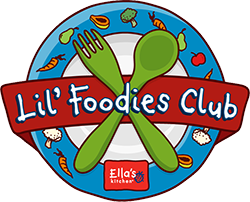 Free Stuff from Lil Foodies Club