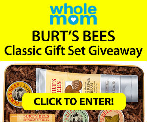 Expired:Burt's Bees Classic Gift Set Giveaway!