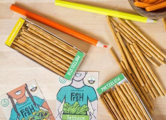 Expired:Free Generation Fresh Garden Kit
