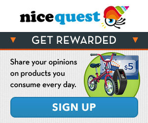 Free Rewards from Nicequest