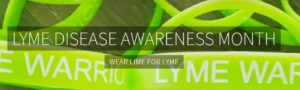 Expired:Free Lyme Warrior Wristband