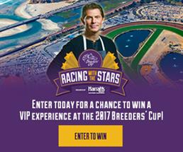 Win the Breeders Cup VIP Experience with Bobby Flay