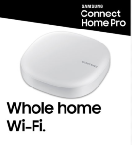 Expired: Test Out and Keep a Samsung Connect Home Pro!