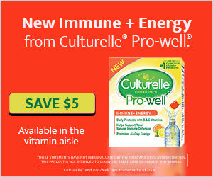 Expired: Win Great Prizes & Coupons from Culturelle!