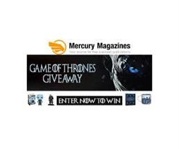 Game of Thrones Giveaway!