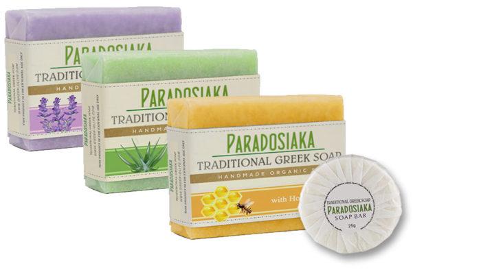 Free Greek Olive Soap Sample