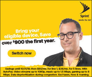 Sprint Free Unlimited