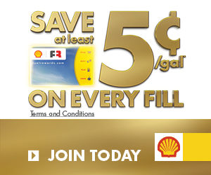Expired: Save Big Money on Shell Gas!!