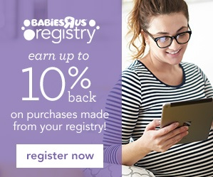 Expired: 10% Off Baby Registry at Babies R Us!
