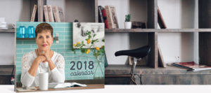 Expired: Free Joyce Meyer Ministries 2018 Wall Calendar