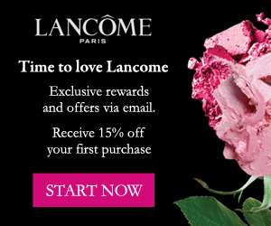 Expired: Lancome Makeup Rewards Newsletter with 15% Off Coupon!
