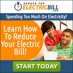 Reduce Your Electrical Bill!