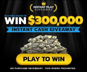 Expired:Win $300,000!