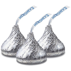 Expired: Win 25 Pounds of Hershey's Kisses!