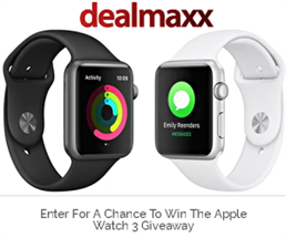 Expired: Apple Watch 3 Giveaway!