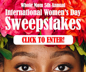 Expired: International Women's Day Sweepstakes! Win Money!
