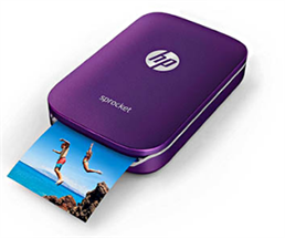 Expired: Win a HP Sprocket Portable Photo Printer!