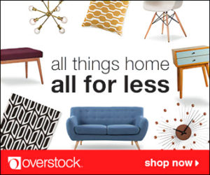 Expired: Shop & Save at Overstock